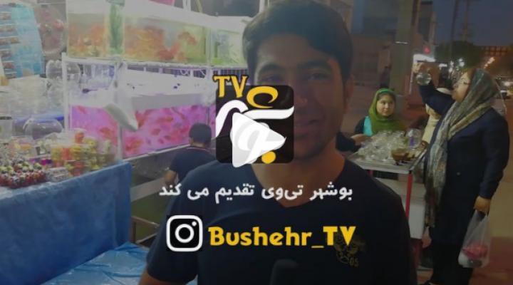 آرزوهای ما مردم استان بوشهر در قسمت اول بوشهر تی وی
